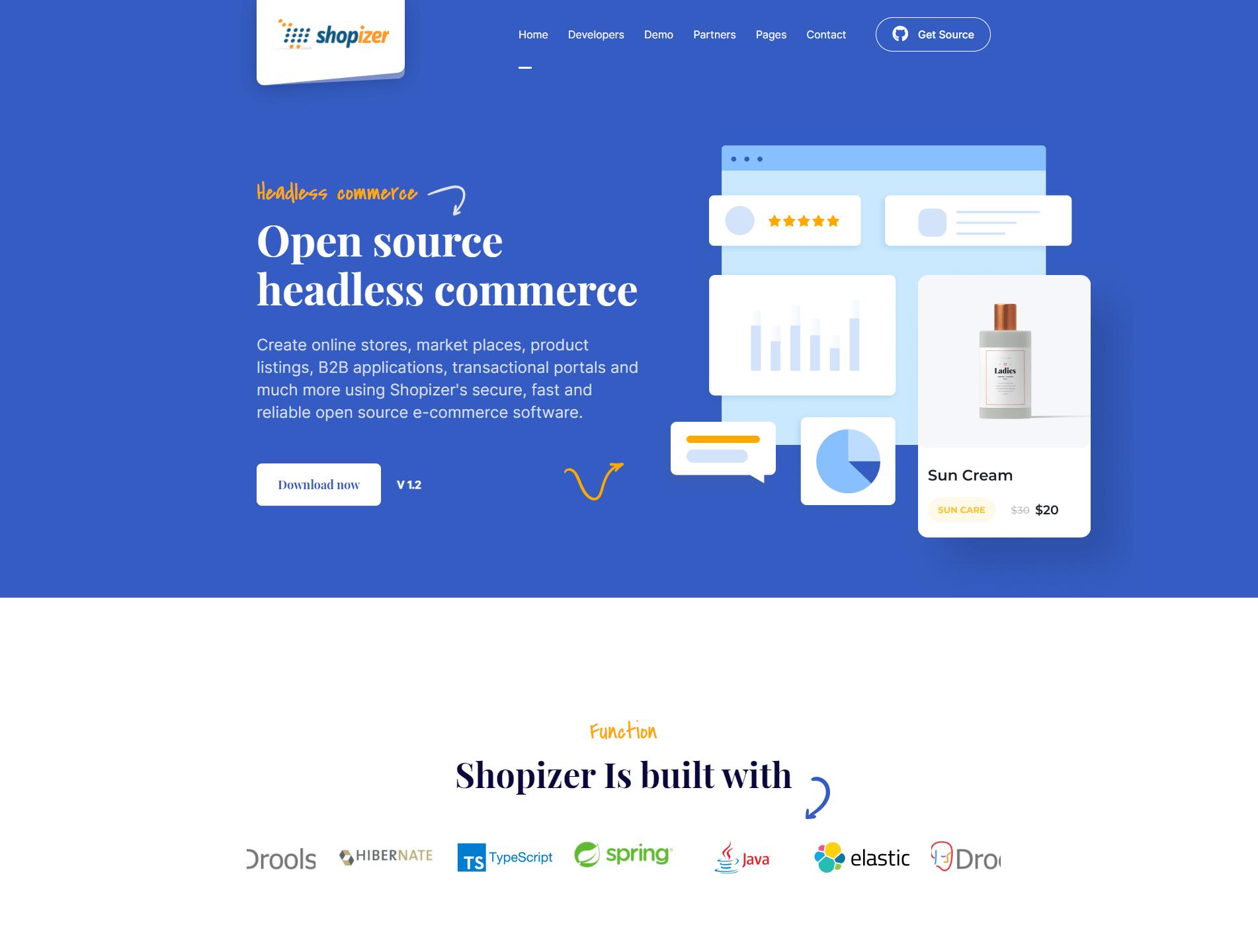 Shopizer – Open source headless commerce